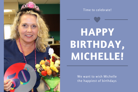 Michelle Liddy's Birthday
